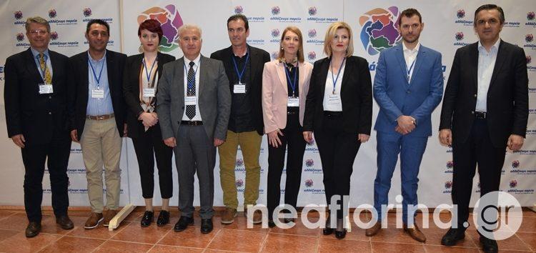 Ο Γιώργος Κασαπίδης παρουσίασε τους πρώτους υποψήφιους του συνδυασμού «Αλλάζουμε Πορεία» στη Φλώρινα (video, pics)