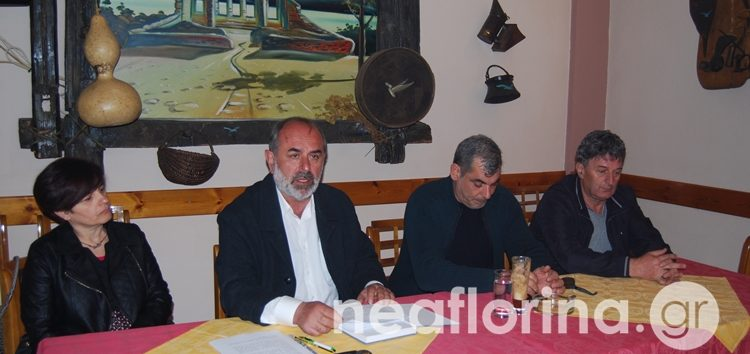 Υποψήφιος δήμαρχος Πρεσπών ο Μιχάλης Ρότσιας (video, pics)