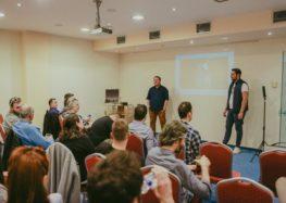 Σεμινάριο της Ένωσης Φωτογράφων Κεντροδυτικής Μακεδονίας και προσφορά παιχνιδιών και βιβλίων στο Κέντρο Κοινωνικής Πρόνοιας