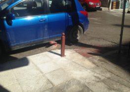 Παραπληγικός συμπολίτης μας: «Κάθε μέρα συναντάω παρκαρισμένα αμάξια στις ράμπες»