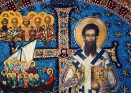 Κυριακή Β' Νηστειών Αγίου Γρηγορίου του Παλαμά