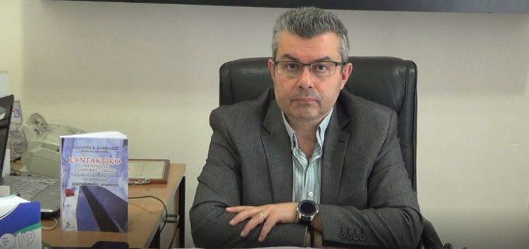 Ο διευθυντής σπουδών του φροντιστηρίου «Θεωρητικό», Λάζαρος Σαββίδης, αναλύει τα αποτελέσματα των πανελλαδικών εξετάσεων