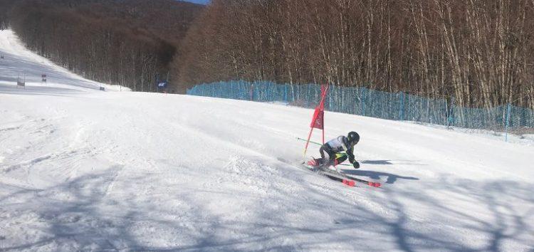 Πανελλήνιοι και διεθνείς αγώνες αλπικού σκι στο Χιονοδρομικό Κέντρο Βίγλας Πισοδερίου