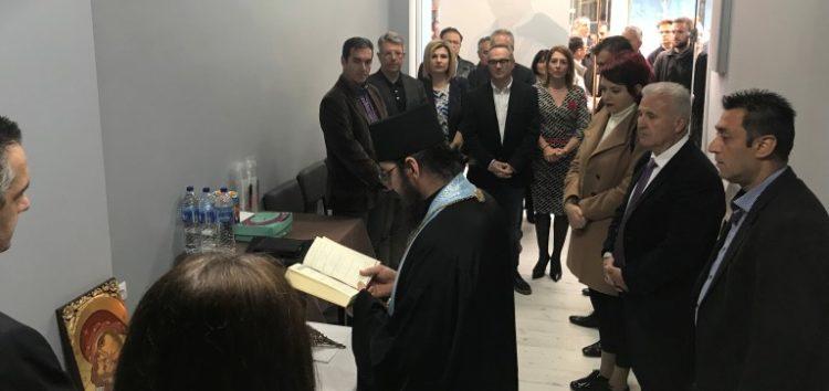Εγκαίνια του εκλογικού κέντρου του συνδυασμού «Αλλάζουμε Πορεία» του Γιώργου Κασαπίδη στη Φλώρινα