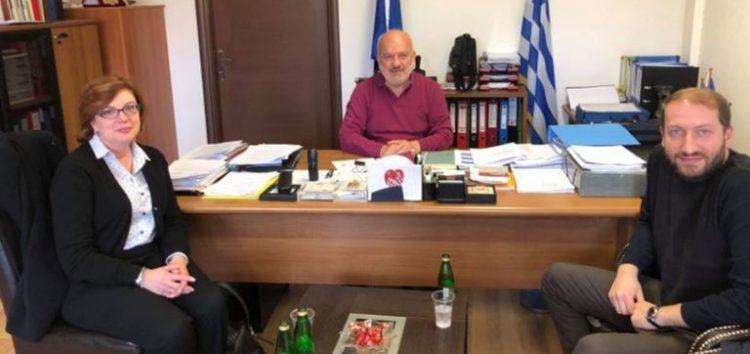 Συνάντηση του δημάρχου Αμυνταίου με εκπροσώπους του ΤΑP