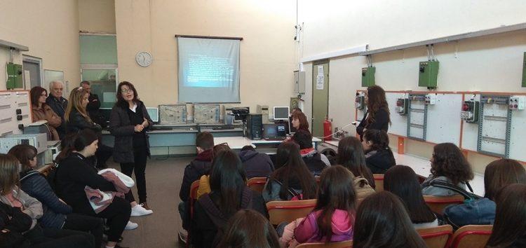 Επίσκεψη του 1ου Γυμνασίου Φλώρινας στο 1ο Ε.Κ. και 1ο ΕΠΑ.Λ. Φλώρινας (pics)