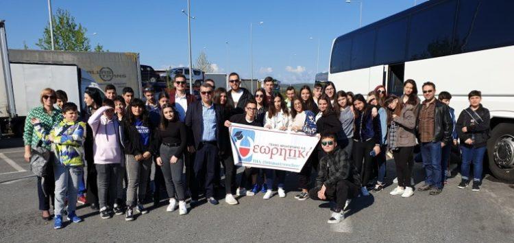 3η εκπαιδευτική εκδρομή του Γενικού Φροντιστηρίου «Θεωρητικό» στη Θεσσαλονίκη