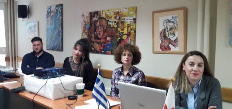 Ο Ερυθρός Σταυρός Φλώρινας ευχαριστεί τα στελέχη του Συμβουλευτικού Κέντρου Γυναικών Δήμου Φλώρινας