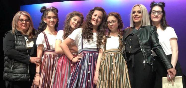 Με τη συνεργασία των τμημάτων Ομορφιάς του ΙΕΚ Volteros ανέβηκε η θεατρική παράσταση «Μελίσα» της εφηβικής ομάδας του ΔΗΠΕΘΕ Κοζάνης