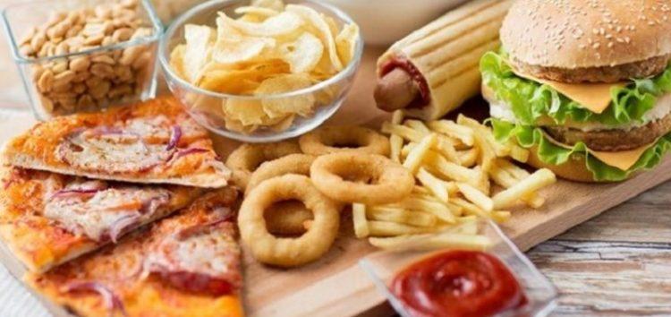 Η ανθυγιεινή διατροφή σκοτώνει περισσότερους ανθρώπους από ότι ο καπνός