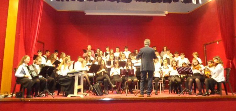 «Τῇ ὑπερμάχῳ στρατηγῷ…» από τα μουσικά σχολεία Αμυνταίου και Κατερίνης (video)