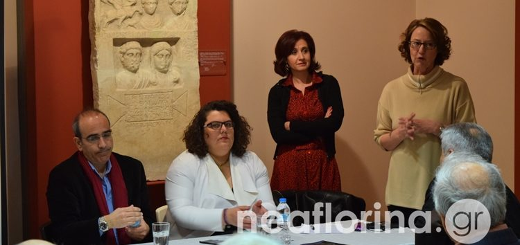 «Μια πόλη χίλιες ιστορίες…»: Παρουσίαση συλλογής κειμένων στο Αρχαιολογικό Μουσείο Φλώρινας (video, pics)