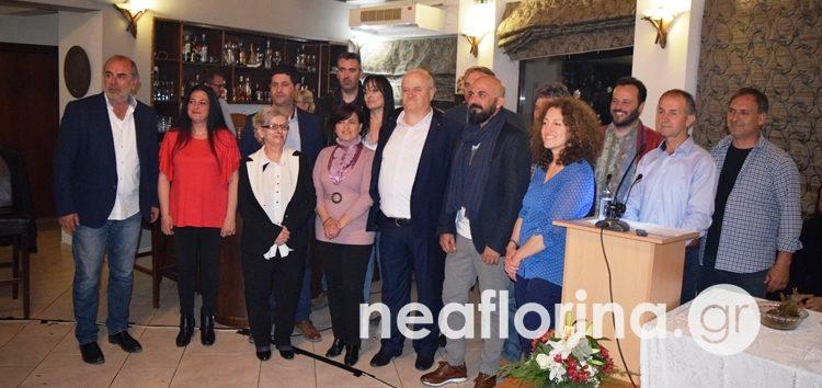 Υποψήφιους και προγραμματικές θέσεις του συνδυασμού του παρουσίασε ο υποψήφιος δήμαρχος Πρεσπών Παναγιώτης Πασχαλίδης (video, pics)