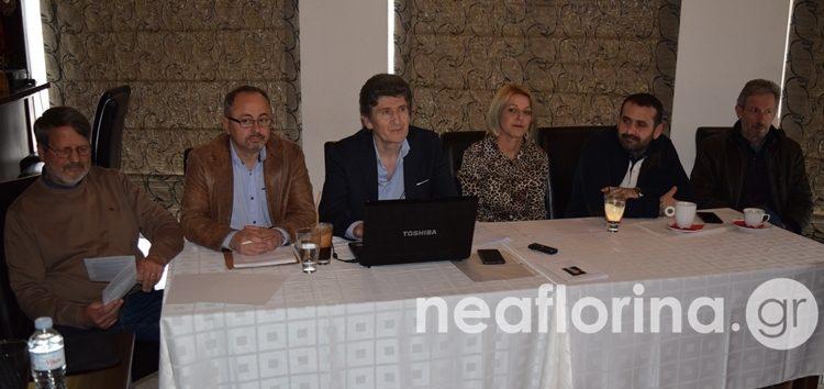 Τις προγραμματικές θέσεις του συνδυασμού του παρουσίασε ο υποψήφιος δήμαρχος Πρεσπών Φώτιος Νόνας (video, pics)