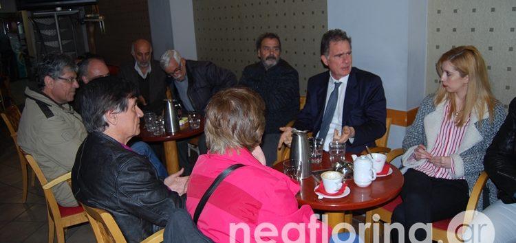 Νίκος Παπανδρέου: «Διαφωνούμε με τη Συμφωνία των Πρεσπών, αλλά το ζήτημα έχει κλείσει και δεν αλλάζει» (video, pics)