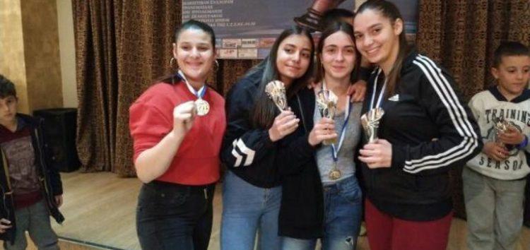 4 μετάλλια για τους αθλητές της Λέσχης Πολιτισμού Φλώρινας στο 13ο σχολικό πρωτάθλημα κεντροδυτικής Μακεδονίας