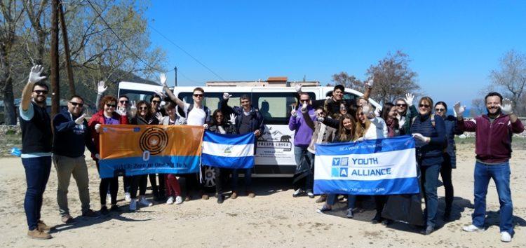 Let's Do it Greece! Στις Πρέσπες οι Ενεργοί Νέοι Φλώρινας και η Kοιν.Σ.Επ «Φύση και Πολιτισμός»