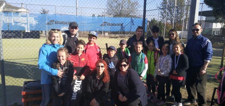 Αγώνες Τένις της Λέσχης Πολιτισμού Φλώρινας στην Καστοριά