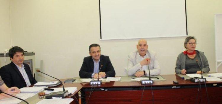 Επίσκεψη του υποψήφιου Περιφερειάρχη Γιώργου Κασαπίδη στο ΤΕΙ Δυτικής Μακεδονίας