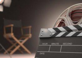 Η Γιώτα Κασιμιάδου στην Παιδική Ομάδα Παραγωγής Ταινιών Μικρού Μήκους της Λέσχης Πολιτισμού Φλώρινας