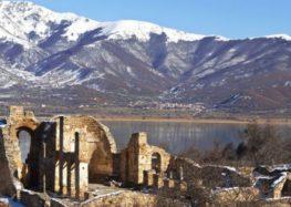 Μεσαιωνικές Πρέσπες και το «Σερβικό Άγιον Όρος»
