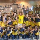 Θριάμβευσαν τα κορίτσια της Ευξείνου Λέσχης Φλώρινας στο 21ο Φεστιβάλ Γενικής Γυμναστικής του Δήμου Θεσσαλονίκης (pics)