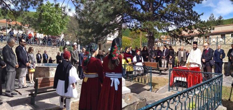 Σε εκδηλώσεις στη Δροσοπηγή ο Βασίλης Γιαννάκης