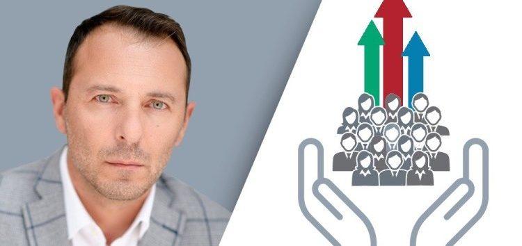 Κωνσταντίνος Σιάκος: Στόχος μας η προώθηση της απασχόλησης μέσω της αυτοδιοίκησης