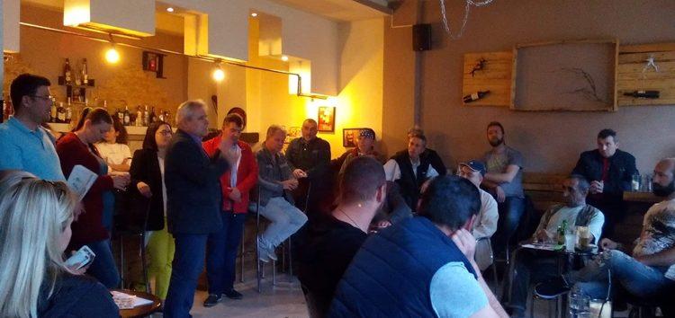 Ολοκληρώθηκε η περιοδεία του υποψήφιου δήμαρχου Στέφανου Μπίρου στις τοπικές κοινότητες της Φλώρινας (pics)