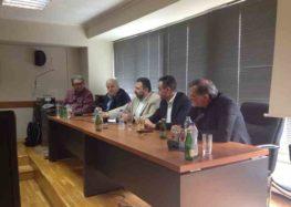 Η κατασκευή του νέου Αρδευτικού Δικτύου Πρεσπών εντάσσεται στο Πρόγραμμα Αγροτικής Ανάπτυξης