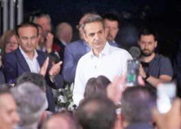 Ευχαριστήριο του βουλευτή Γιάννη Αντωνιάδη για την επίσκεψη Μητσοτάκη στη Φλώρινα