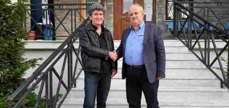 Συνεργασία Πασχαλίδη – Νόνα στον δήμο Πρεσπών