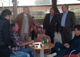 Ολοκληρώθηκε η προεκλογική περιοδεία του υποψήφιου δημάρχου Δημήτριου Φαρμακιώτη στις τοπικές κοινότητες (pics)