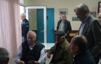 Άγιο Βαρθολομαίο, Κολχική και Πέρασμα επισκέφτηκε ο υποψήφιος δήμαρχος Φλώρινας Δημήτρης Φαρμακιώτης (pics)