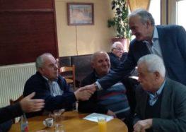 Επισκέψεις του συνδυασμού «Επανεκκίνηση» στις τοπικές κοινότητες Νέο Χωριό, Άλωνα, Αρμενοχώρι και Παπαγιάννη (pics)