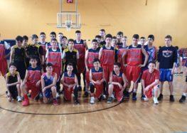 Μέρα γεμάτη μπάσκετ για την Ακαδημία Shooters