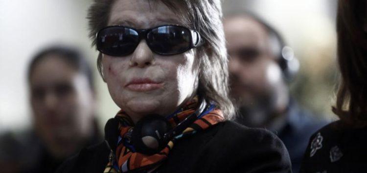 Η ευρωβουλευτής του ΣΥΡΙΖΑ Κωνσταντίνα Κούνεβα στο Επιμελητήριο Φλώρινας