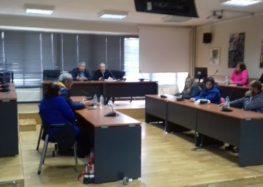 Συνάντηση του αντιπεριφερειάρχη Φλώρινας με μαθητές του Σχολείου Δεύτερης Ευκαιρίας
