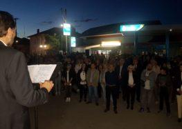 Ομιλία του Βασίλη Γιαννάκη στο Αμμοχώρι (pics)
