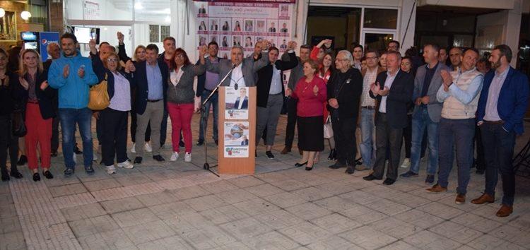 Η κεντρική ομιλία του υποψηφίου δημάρχου Φλώρινας Στέφανου Μπίρου (video, pics)