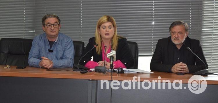 Ελευθερία Χατζηγεωργίου: Προχωρά το έργο του διασυνοριακού σταθμού στις Πρέσπες (video, pics)