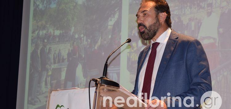 Η κεντρική προεκλογική ομιλία του υποψηφίου δημάρχου Φλώρινας Βασίλη Γιαννάκη (video, pics)