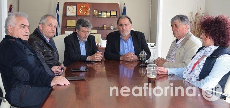 Στο Επιμελητήριο Φλώρινας ο υποψήφιος ευρωβουλευτής του ΣΥΡΙΖΑ Μιχαήλ Σπουρδαλάκης (video, pics)