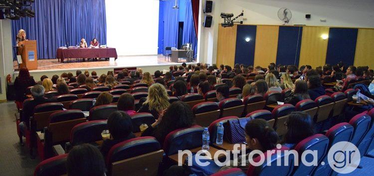 Η ημερίδα με θέμα: «Μετανάστευση – Κινητικότητα – Brain Drain» στην Παιδαγωγική Σχολή Φλώρινας (video, pics)