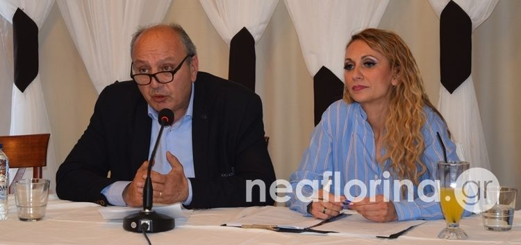 Η ενημερωτική εκδήλωση του συνδυασμού «Ενότητα – Συνεργασία» με θέμα την τουριστική ανάπτυξη και τον αθλητικό τουρισμό (video, pics)