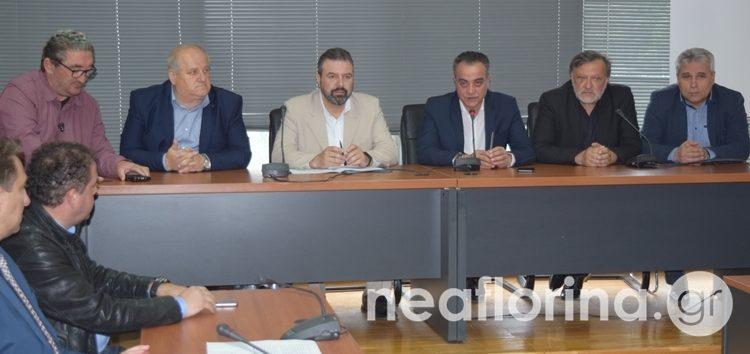Τα αρδευτικά Τριανταφυλλιάς, Πρεσπών και Παρορίου, ύψους 69,5 εκατ. ευρώ, ανακοίνωσε ο υπουργός Αγροτικής Ανάπτυξης (videos, pics)