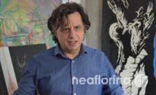 Ο Γιάννης Ζιώγας μιλά για το νέο τμήμα Κινηματογράφου της Φλώρινας (video)
