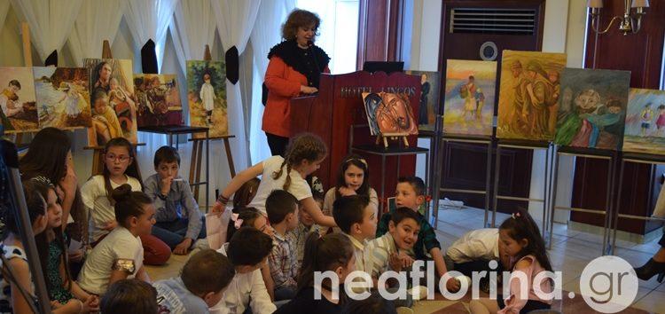 Εκδήλωση του Σωματείου Ελληνικών Παραδοσιακών Χορών «Λυγκηστές» για τη γιορτή της μητέρας (video, pics)