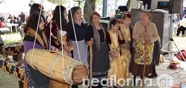 Τα «Παρχάρια» αναβίωσε και φέτος η Εύξεινος Λέσχη Φλώρινας (video, pics)