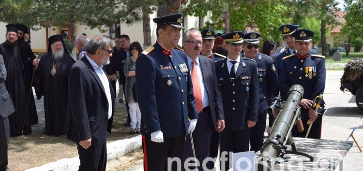 Ο εορτασμός του Αγίου Γεωργίου στο 1ο Σύνταγμα Πεζικού (video, pics)